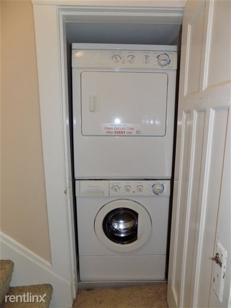 Washer and Dryer for Unit 2