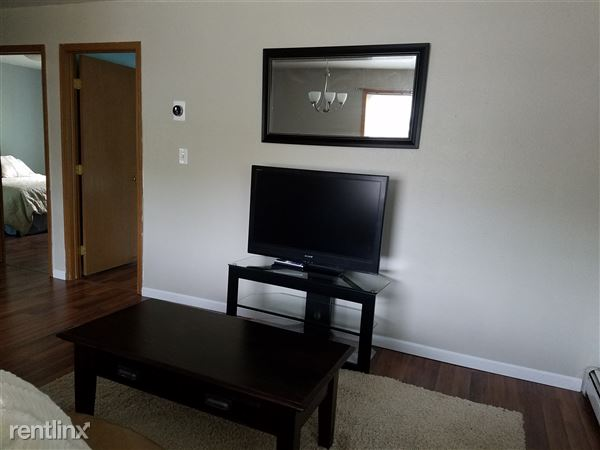 TV, DVD player, and cable TV optional for additional fee
