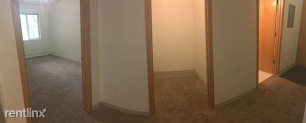 2-Bedroom, Hall Closet, Bathroom