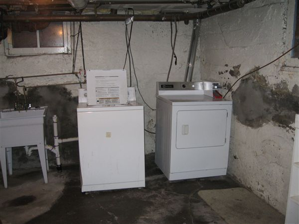 Basement / Laundry Room
