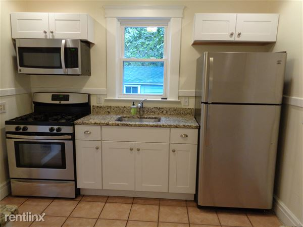 Kitchen - Stainless Appliances