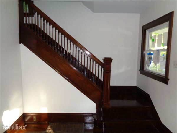 Entry & Stairs to 2nd Floor