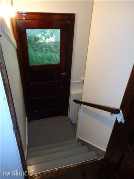 Stairs to Basement