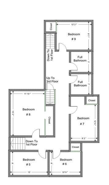1015 E.U. 2nd Floor