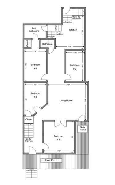 1015 E.U. 1st Floor