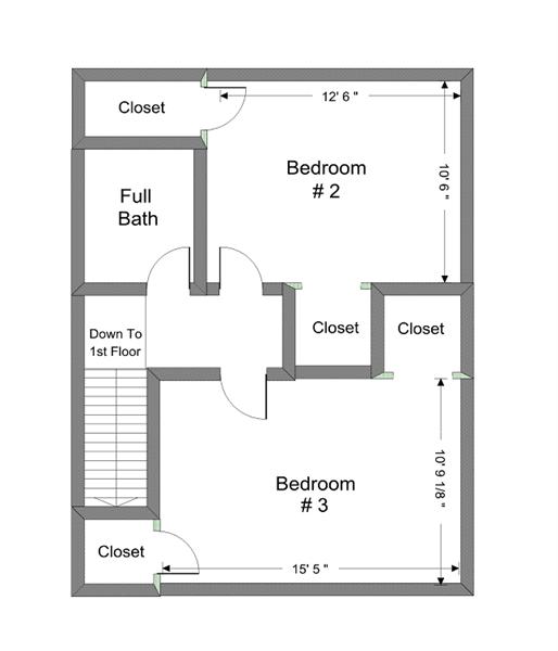 802 Arch 2nd Floor