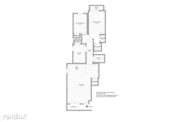 1842 79th Street Floor Plan