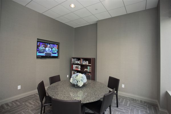 Conference Room & Library