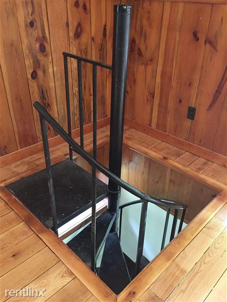 Godeffroy rd spiral stair case