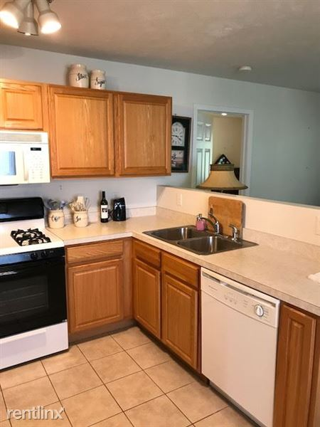 Kitchen - Stove and Dishwasher Included
