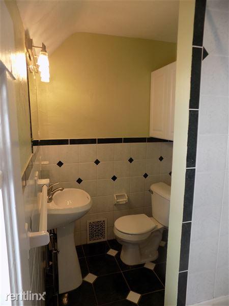 Full Bath - 2nd Floor