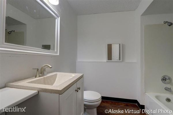 unit A bathroom