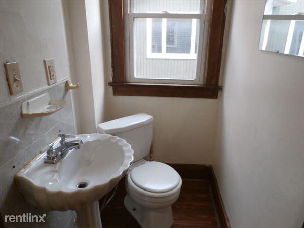 Main Floor - Half Bath