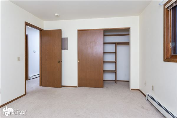 N Bedroom_1_closet Bedroom closets have built-in features