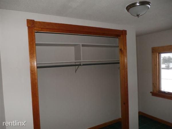 Entryway Closet