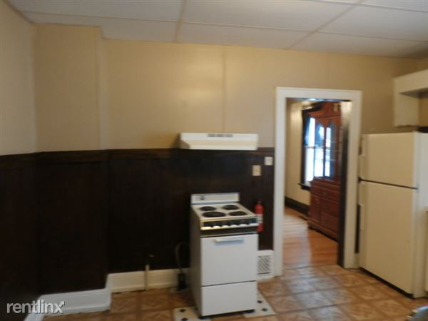 Kitchen - Refrigerator and Range Included
