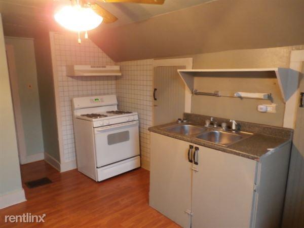 Kitchen - Range Included