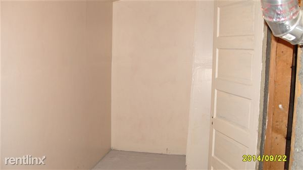 Extra storage area-not to be used as bedroom