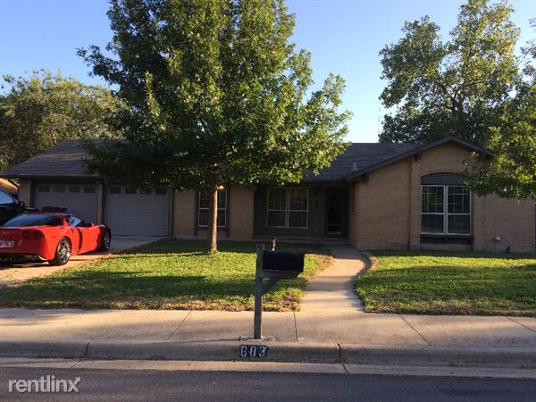 603 Dove Creek Dr., Round Rock, TX