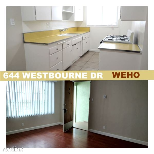 644 Westbourne Dr 2, West Hollywood, CA