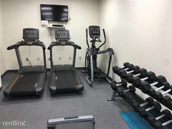 Fitness Room Treadmills