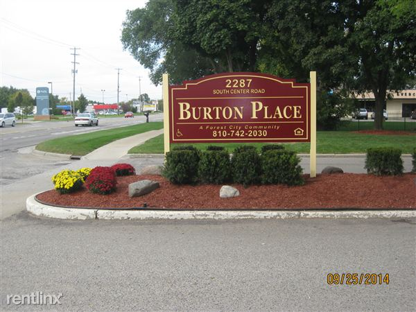 Welcome to Burton Place