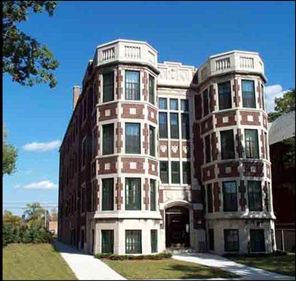 Miracle Mile Apartments: Wilshire Apartments (388 W Grand Blvd), Detroit, MI