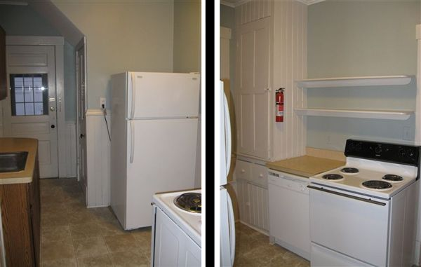 Kitchen (Apt. #1)