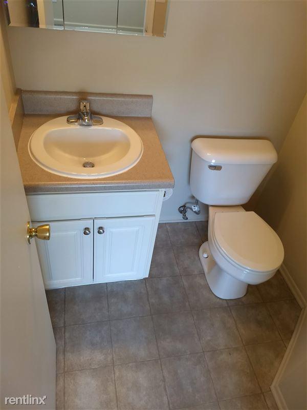 Knob Hill Apartments - 7 - Half Bathroom