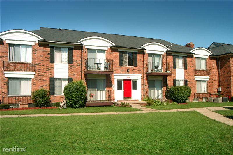 French Quarter Apartments 25400 Basin St Southfield Mi Michigan Housing Locator By Mshda