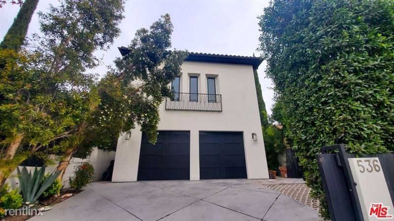 536 N Crescent Heights Blvd, Los Angeles, CA 90048 - 4 Bed, 4 Bath Single-Family Home For Rent - MLS# 20668098 - 49 Phot - 1 -