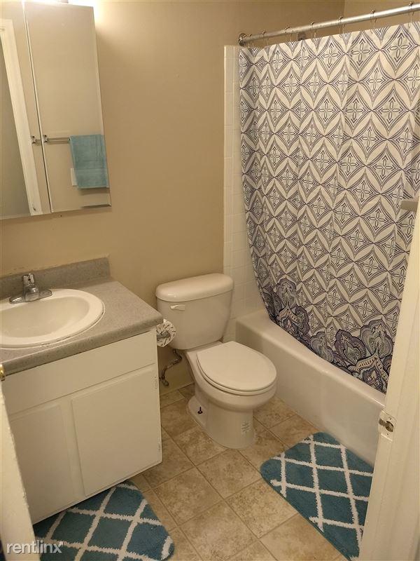 Knob Hill Apartments - 1 - Bathroom Main