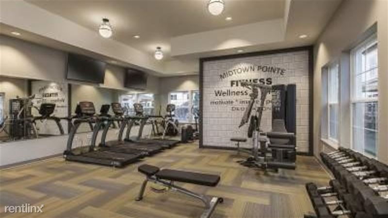 Landing Furnished Apartment Midtown Pointe Apartments - 11 -