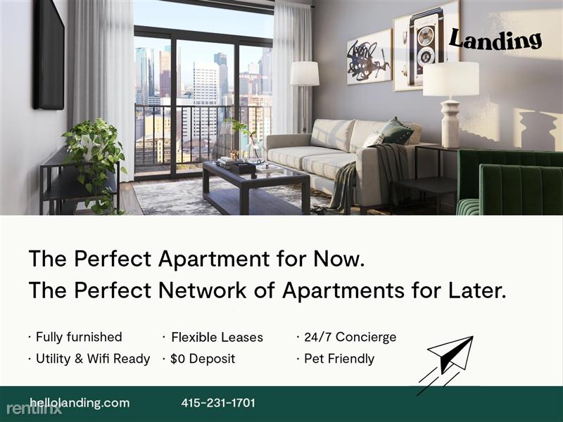 Landing Furnished Apartment AVA Back Bay - 2 -