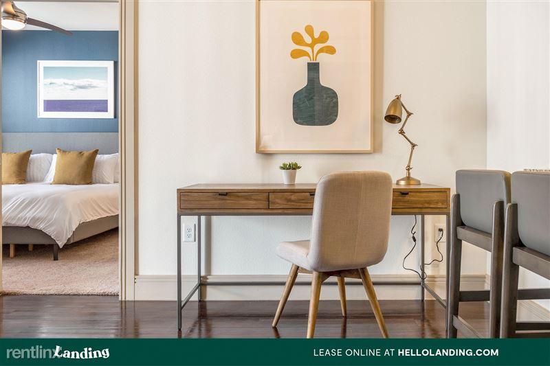 Landing Furnished Apartment Arium Spring Crossing - 101 -