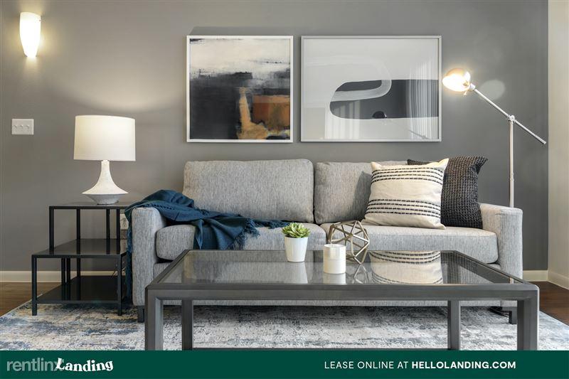 Landing Furnished Apartment Arium Spring Crossing - 135 -