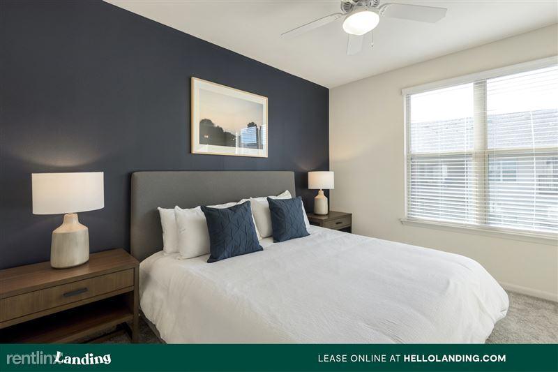 Landing Furnished Apartment Arium Spring Crossing - 136 -