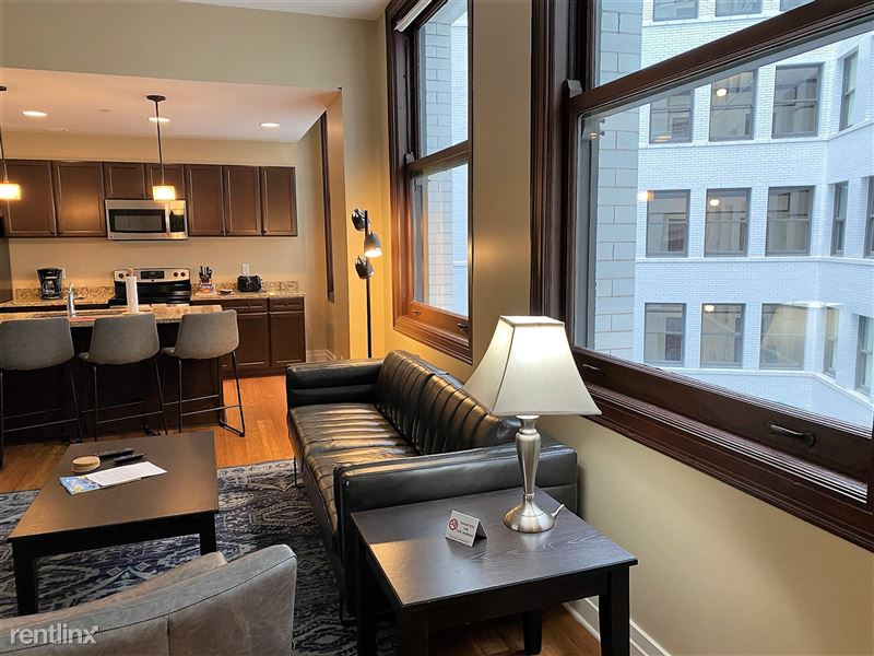 Detroit Flex-Lease/Furnished @ The David Whitney - 3 - IMG_6825