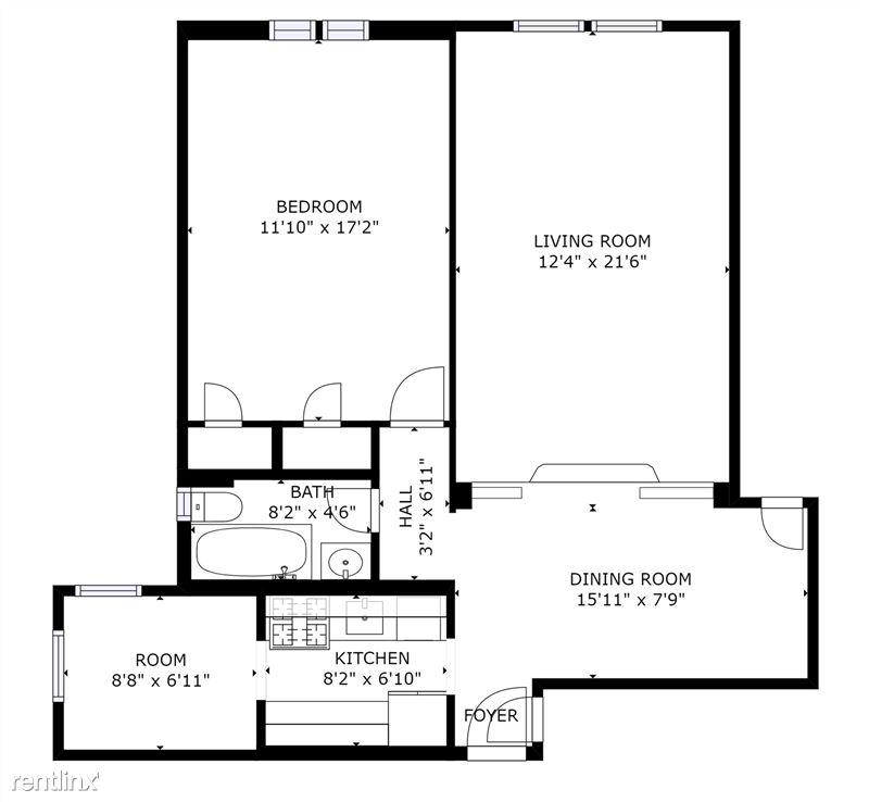 6911 Yellowstone Blvd - 20 - 6911 yb fp b22