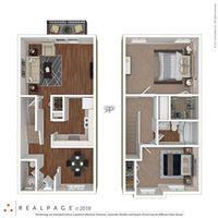 Forest Hills - 1 - 3d floor plan