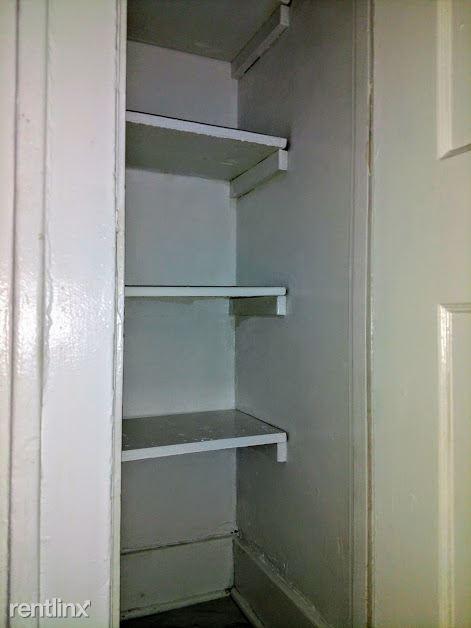 Hadley Hall - 11 - Bathroom Closet Photo is representative