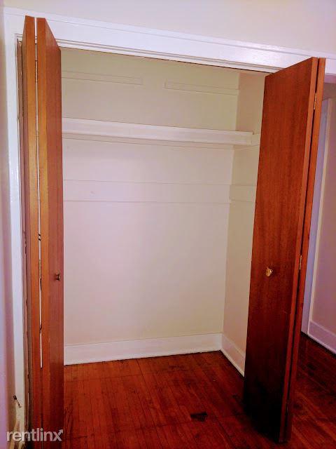 Hadley Hall - 2 - Living Room Closet Photo is representative
