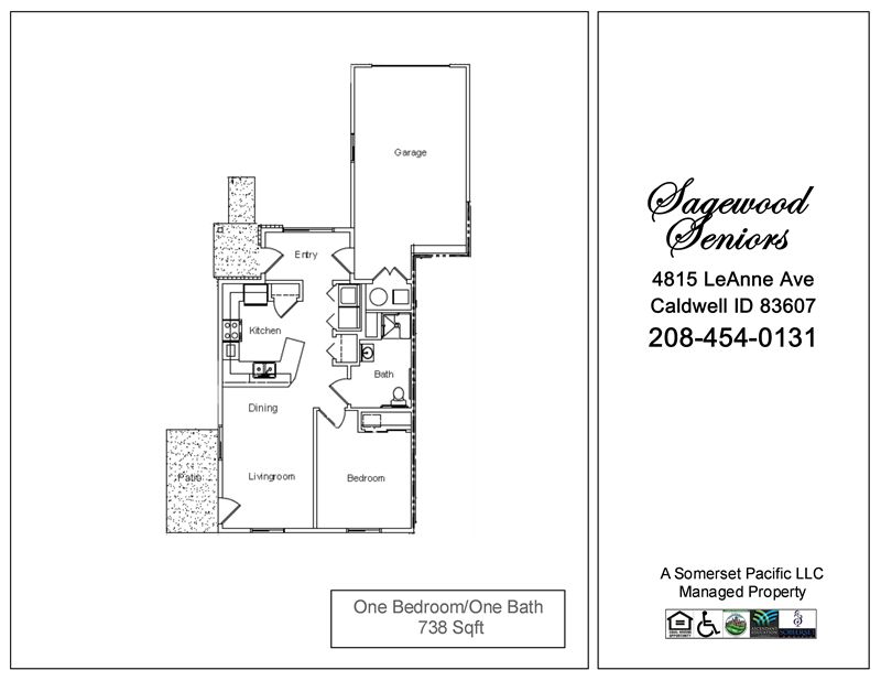 Sagewood Senior Apartments 4815 Leanne Ave Caldwell Id Show Me The Rent