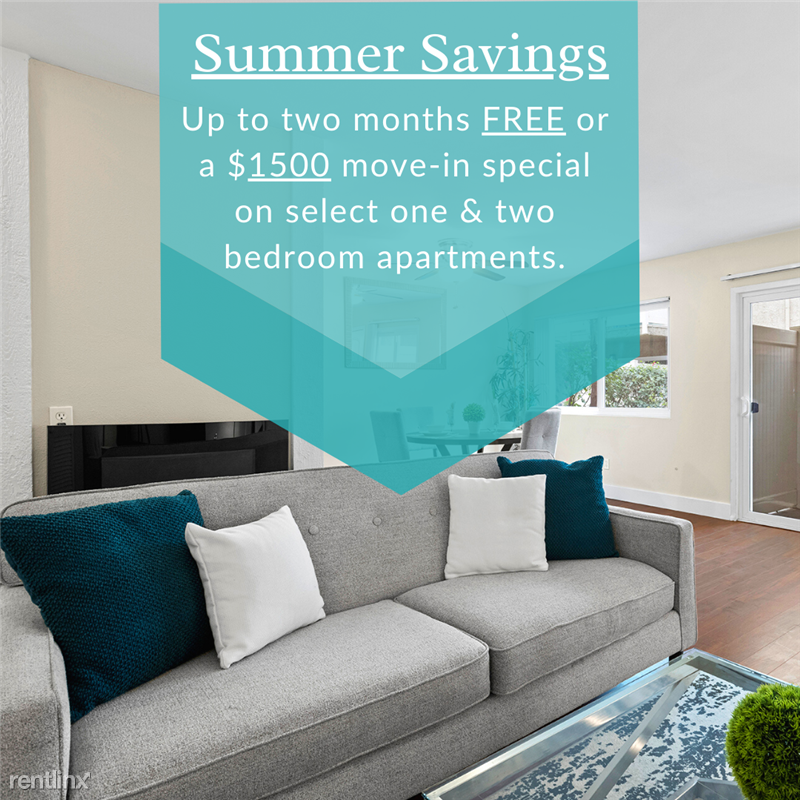 Casa De Marina Apartments - 1 - Up to two months FREE or a $1500 move-in special on select one & two Bedrooms. (3)