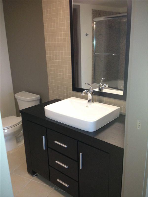 Premium Bathroom and Vanity