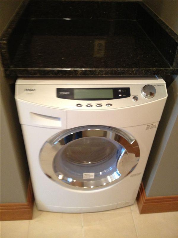 washer-dryer single unit system