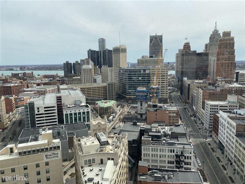 Detroit Flex-Lease/Furnished @ Broderick Tower - 20 - IMG_7233