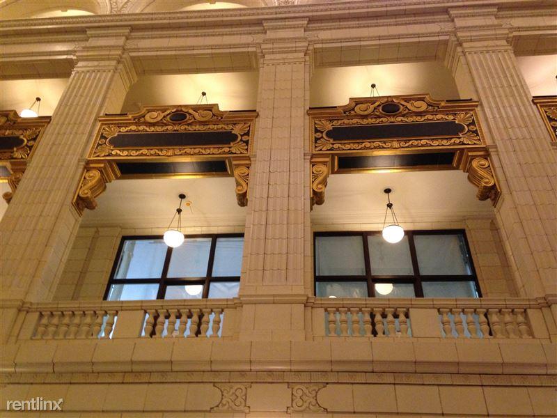 Detroit Flex-Lease/Furnished @ The David Whitney - 21 - 20-DWB atrium balcony