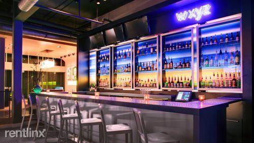 Detroit Flex-Lease/Furnished @ The David Whitney - 26 - aloft-xyz bar