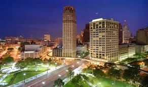 Detroit Flex-Lease/Furnished @ The David Whitney - 27 - DWB at night